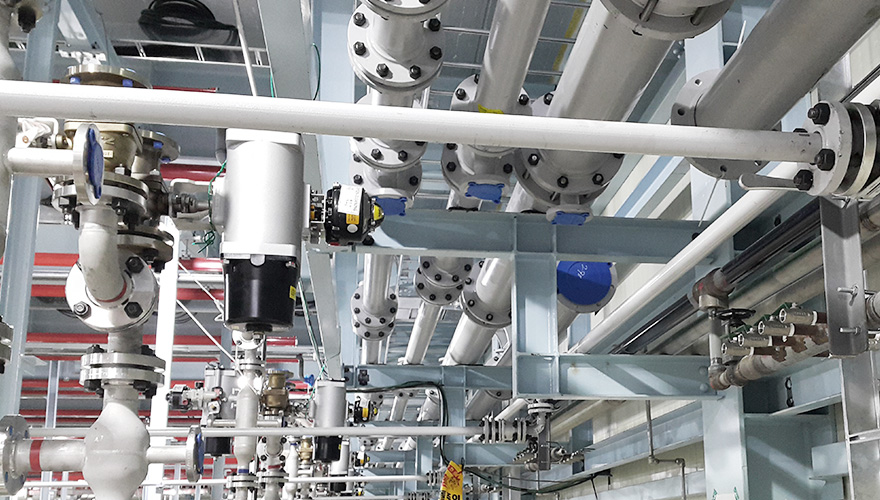 Plant-construction / Industrial equipment manufacturing and Plant